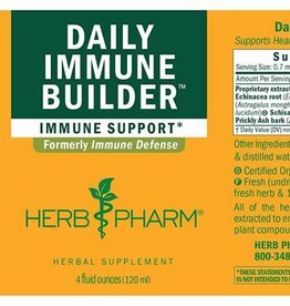 Herb Pharm Daily Immune Builder - 1 fl oz