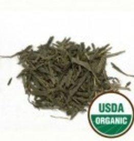 Sencha Leaf Tea CO cut  1 oz