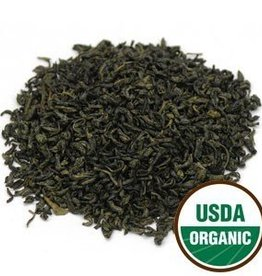 Green Tea Young Hysson co  8oz