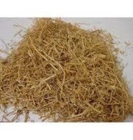 Vetiver Root cut  8oz