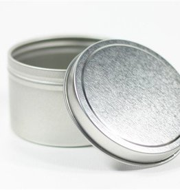 Metal Tin  6 fl oz
