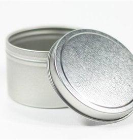 Metal Tin  6 fl oz