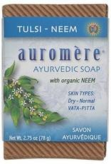 Auromere Auromere Soap Tulsi-Neem 2.75oz