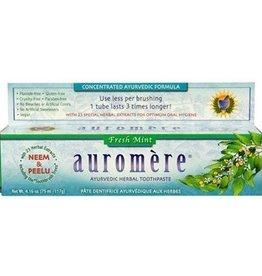 Auromere Auromere Toothpaste Fresh Mint 4.16oz