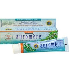 Auromere Auromere Toothpaste Licorice 4.16oz