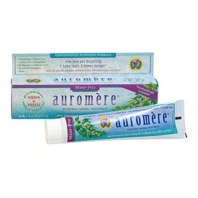 Auromere Auromere Toothpaste Mint Free 4.16
