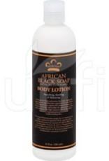 Nubian Lotion, African Black Soap 13 Fl Oz