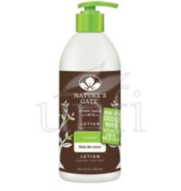 Natures Gate Nature Gate Lotion, Coconut 18 Fl Oz