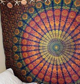 Tapestry, Rainbow (92x82)