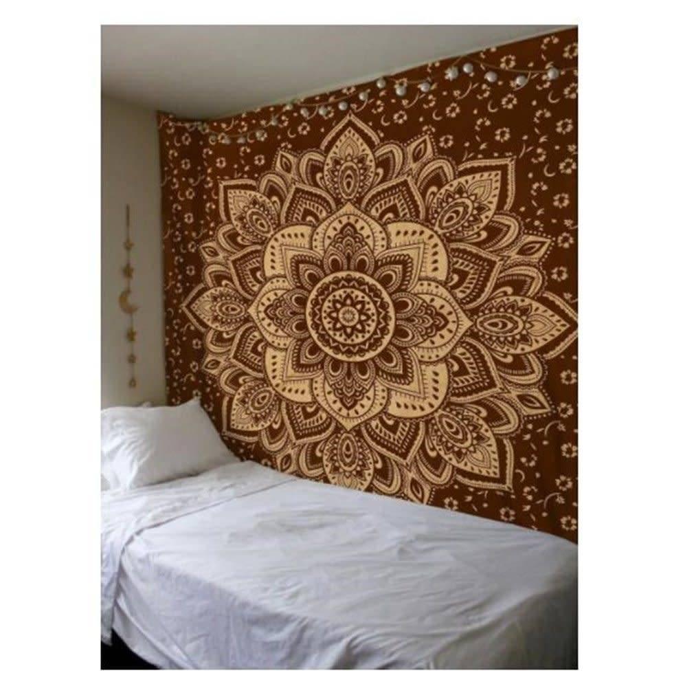Wall Hanging Mandala Tapestry 51.2 x x59.1, poly