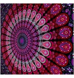 Mandala Tapestry Bohemian Wall Hanging (85 X 55)