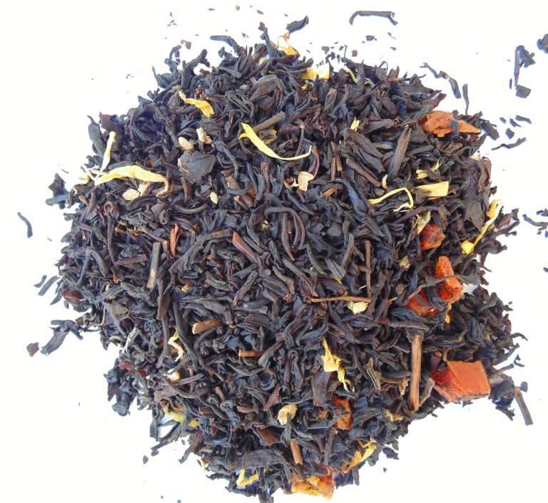 One Love CBD Tea-Peachy Ginger Black 1.5 oz