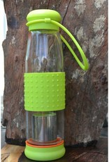 Tea Infuser Bottle – Glass