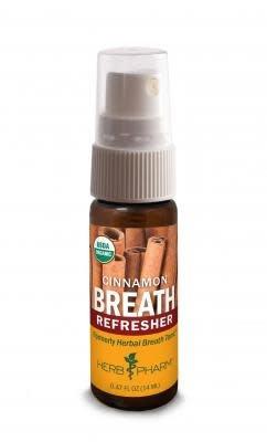 Herb Pharm Cinnamon Breath Refresher- 0.47 fl oz