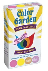 Color Garden Spring Summer Multi-Pack Food Color