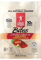 Caveman Foods Sun-Dried Tomato & Kale Chicken Bites 2.5 oz.