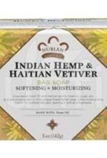 Nubian Nubian INDIAN HEMP Soap 5oz