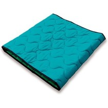 GLIDE CUSHION, POLYESTER/COTTON 60X90CM 23.6X35.4IN