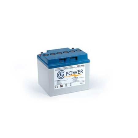BATTERIE GEL 12 V - 40 AH