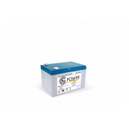 BATTERIE PLOMB-ACIDE SCELLEE 12 V - 12 AH