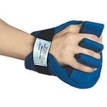 VENTOPEDIC PREMIUM PALM PROTECTOR with Finger Spacers - Right Hand – Small
