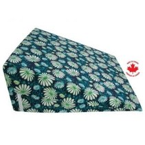"""10"""" BED WEDGE W/PRINT COVER"""
