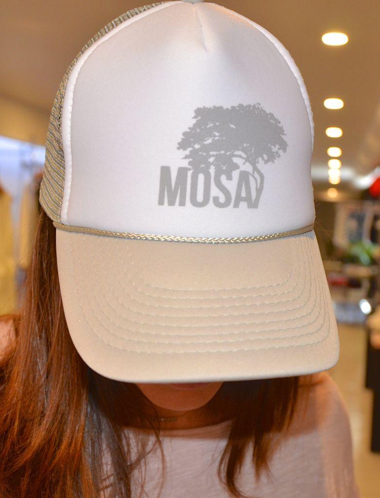 MOSA Front mesh baseball hat