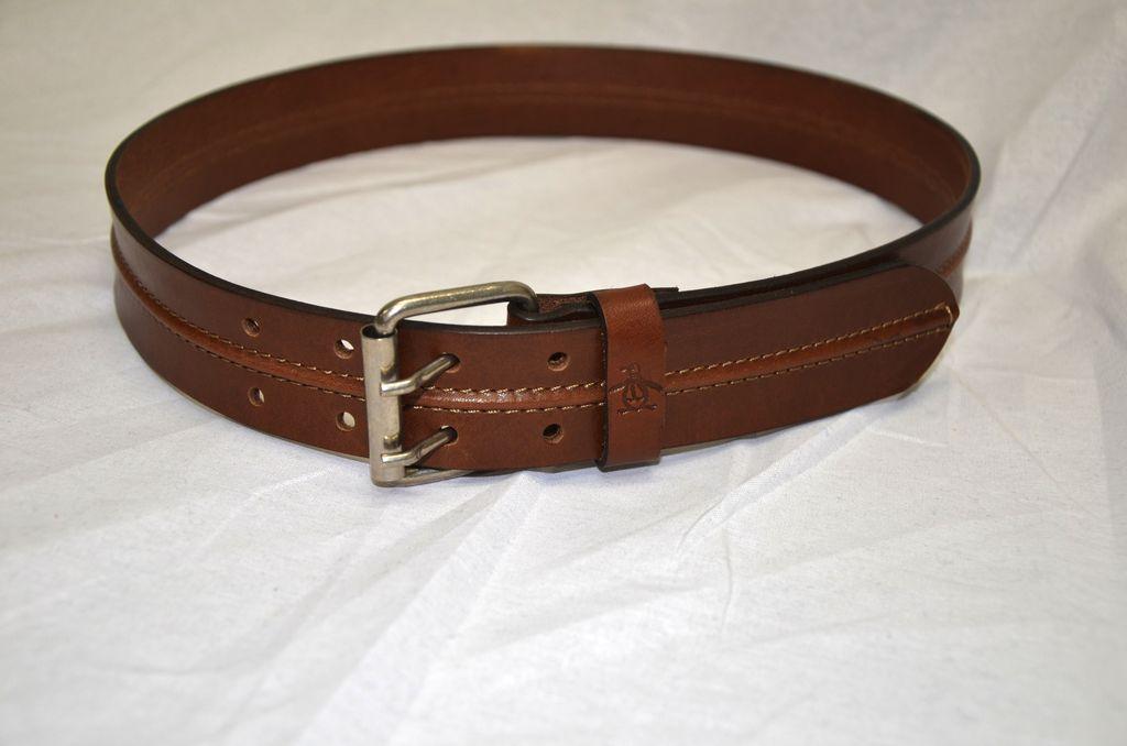 Original Penguin Leather belt from Original Penguin