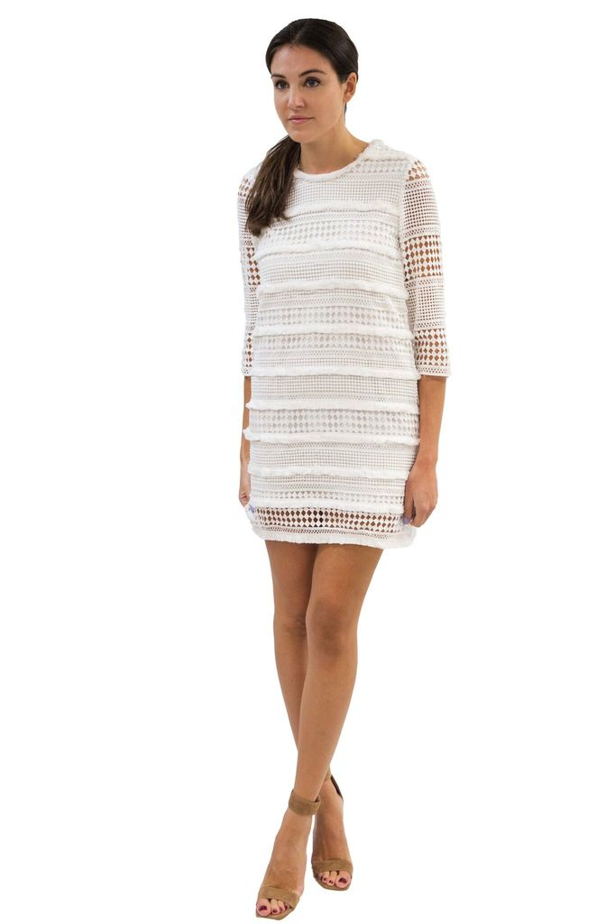 ELLIATT Canvas Dress