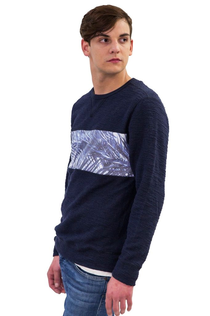 Sol Angeles Sea Palm Boucle Pullover