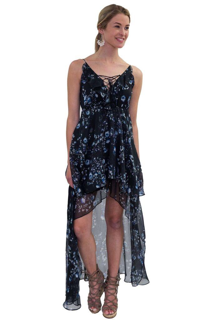 JETSET DIARIES Tama Maxi Dress