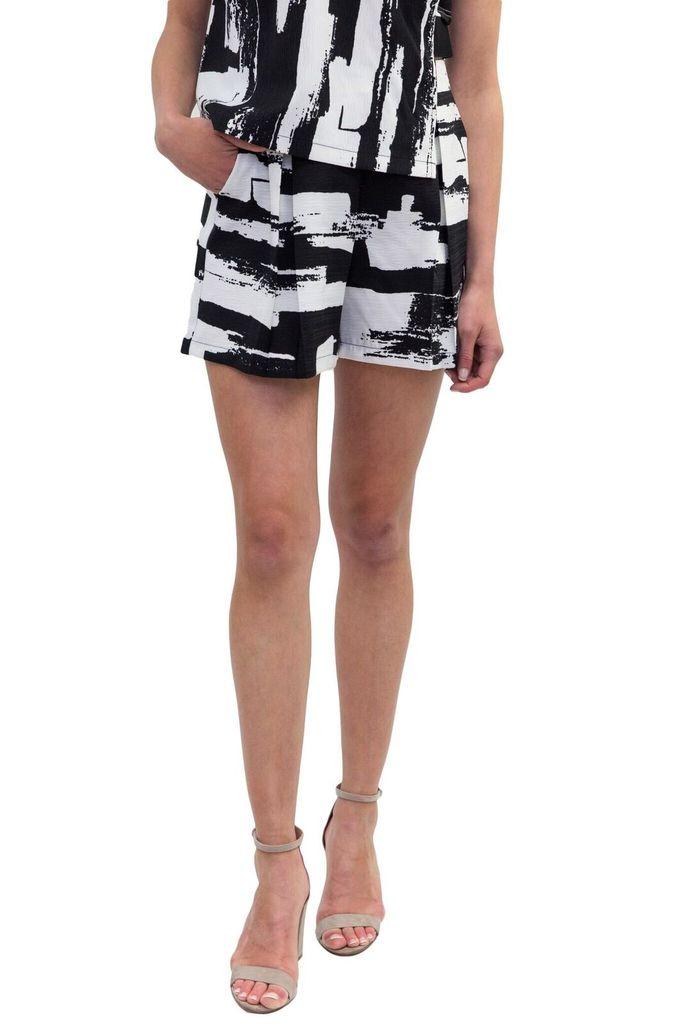 MAAC London Flagler Shorts