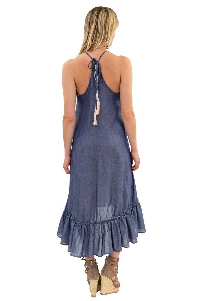 STILLWATER Cabo Bound Midi Dress