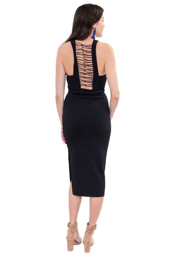 Bec & Bridge Metamorphic Midi Dress