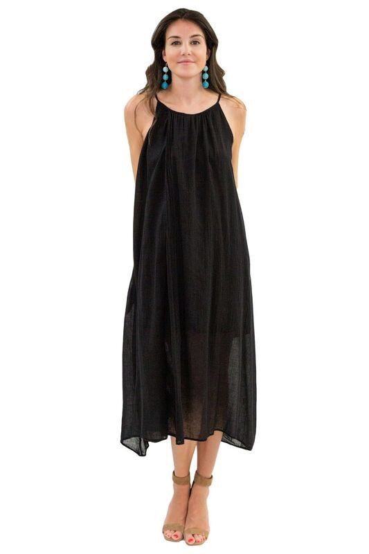 StarkX Overlap Cotton Dress
