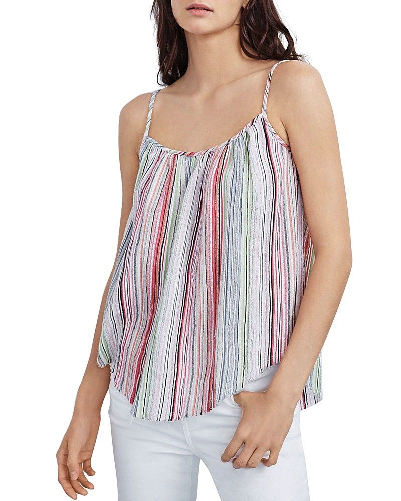 Velvet Women Tracia Striped Top