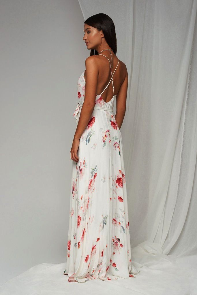 JETSET DIARIES Isabella Maxi Dress