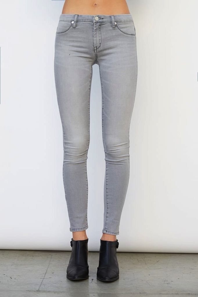 BlankNYC Super soft skinnies in Moon Raker