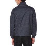 Original Penguin Printed Grid Ratner Jacket