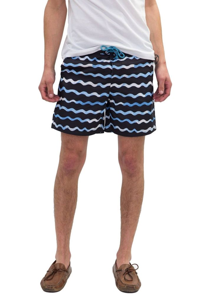 Original Penguin Men's Original Penguin swim trunks