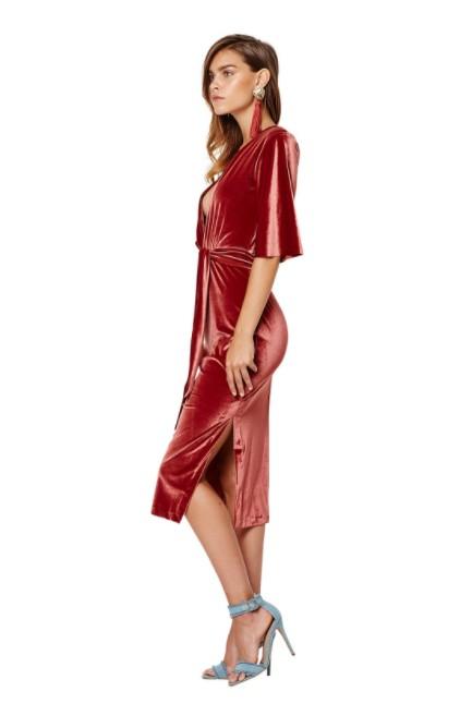 Bec & Bridge Ruba Rombic Dress