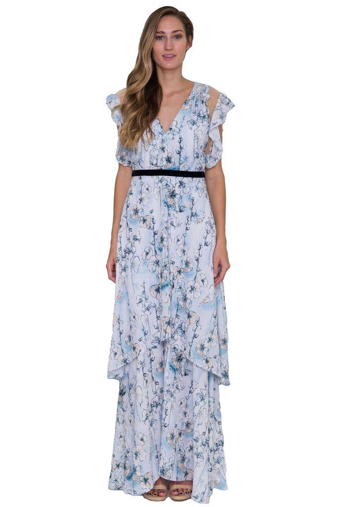 Hunter Bell Samantha Floral Dress