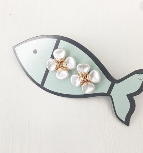 Little Fish Boateak BOAT-DOGWOOD