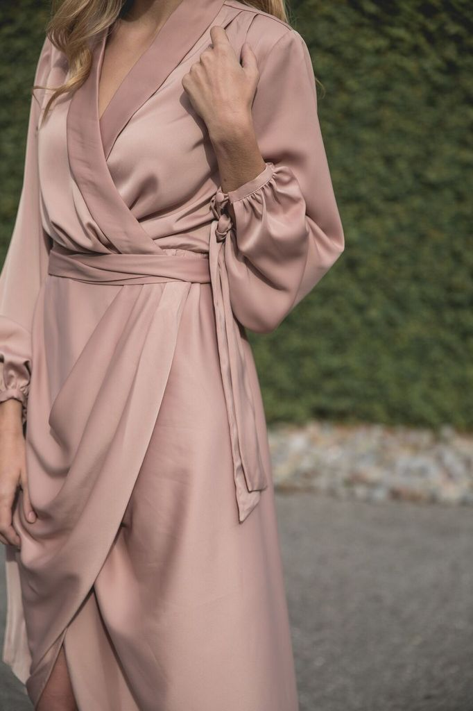 CAMEO Influential Dress in Sand
