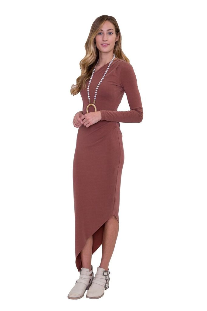 Bec & Bridge Audrey Asymmetric Dress