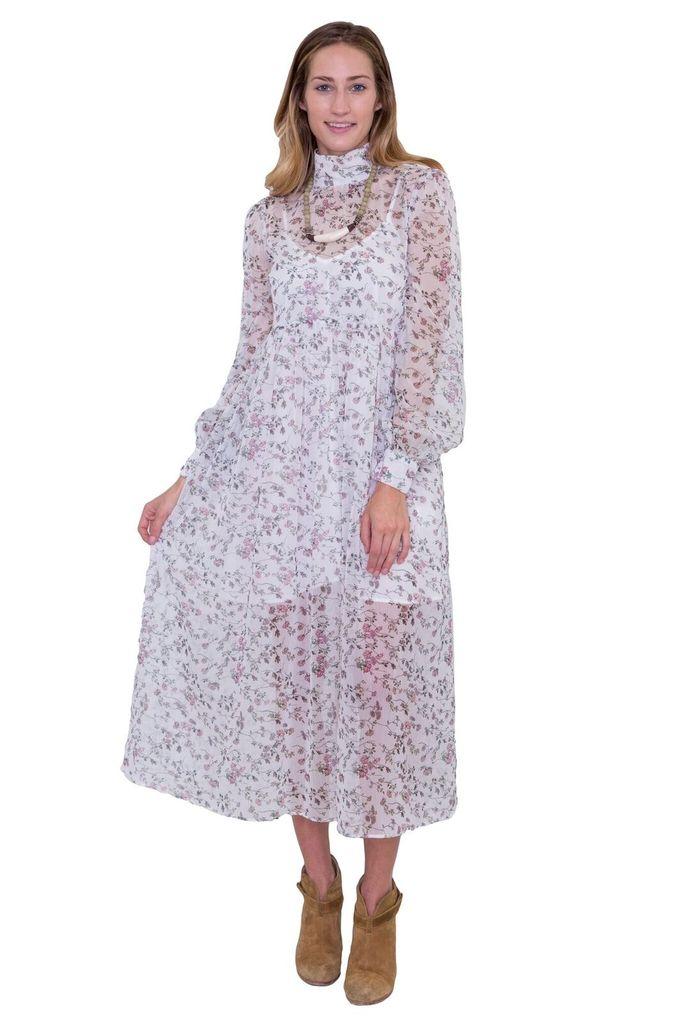 ELLIATT Avant Floral Dress