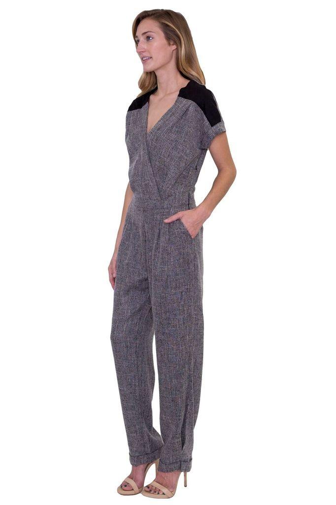 LAVAND Grey Jumpsuit