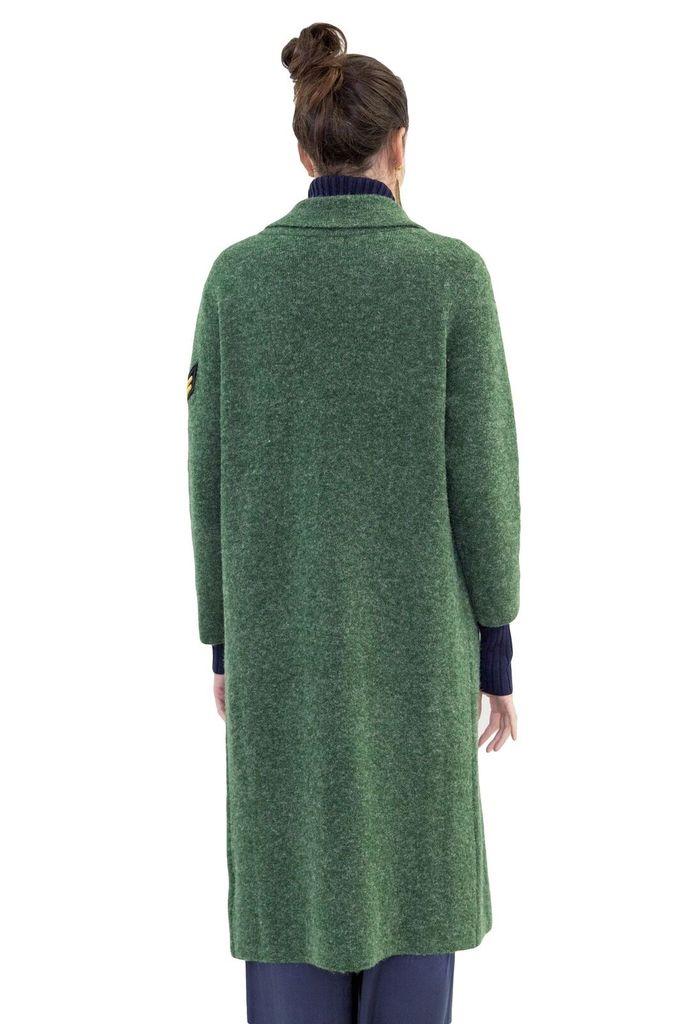 MAAC London Captain Sweater Duster