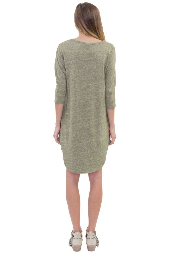 BOBI Raw Edge Tunic