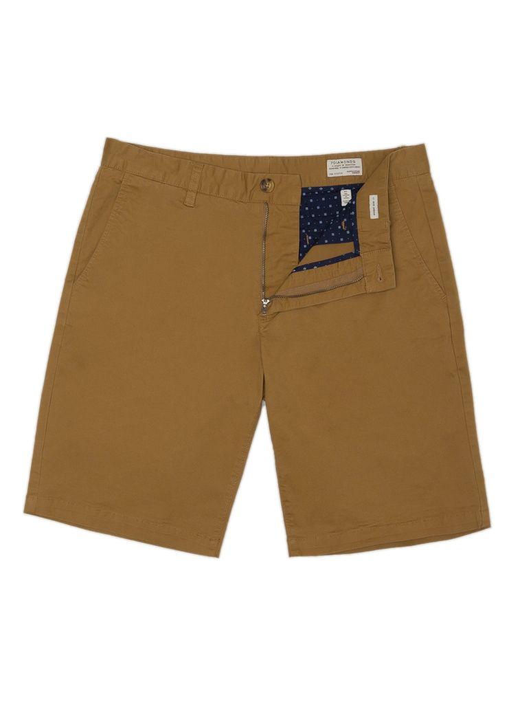 7 Diamonds Weekender Slim Fit Chino Shorts